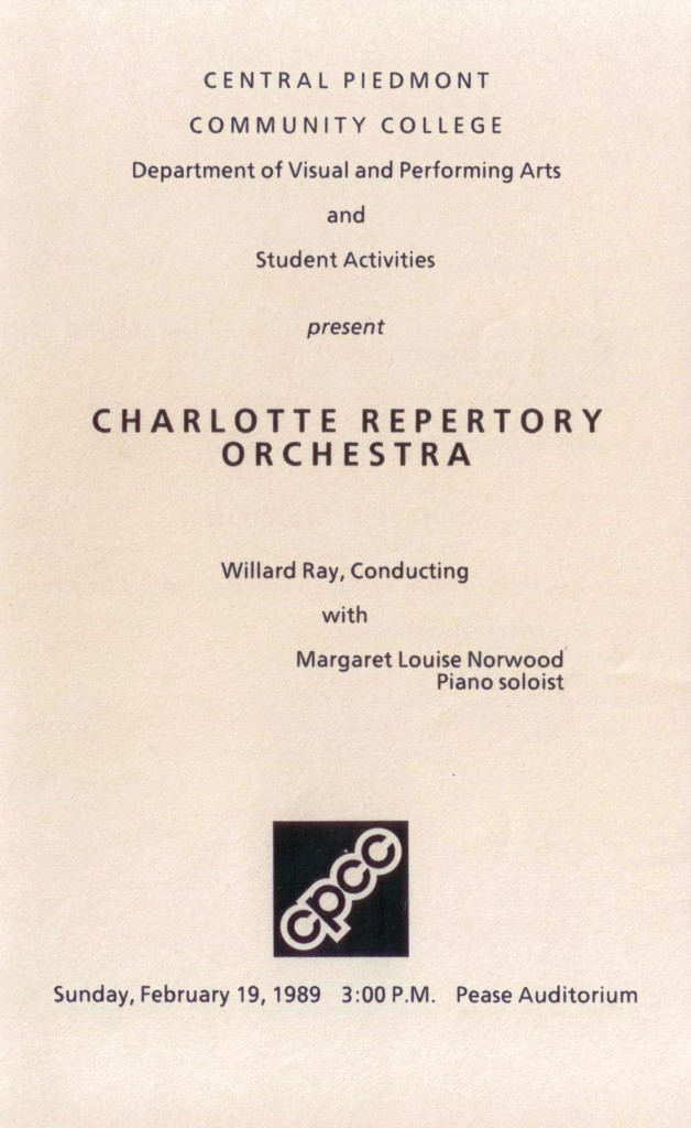 1989 Program