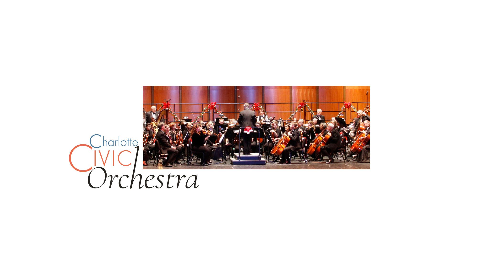 Charlotte Civic Orchestra ♫♫♫